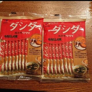 【COSTCO】牛肉ダシダ 8g×24個 スティック