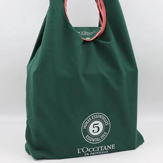 ロクシタン(L'OCCITANE)の& ROSY×ロクシタン上質ショッピングバッグ エコバッグ(エコバッグ)