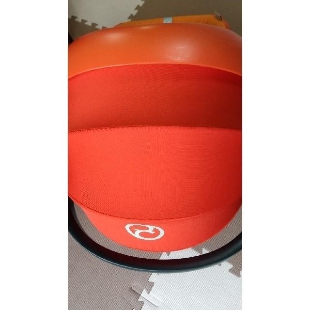 cybex(サイベックス)のサイベックス ベビーシート キッズ/ベビー/マタニティの外出/移動用品(自動車用チャイルドシート本体)の商品写真