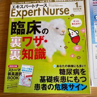 Expert Nurse (エキスパートナース) 2015年 01月号(専門誌)