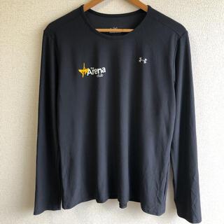 アンダーアーマー(UNDER ARMOUR)のアンダーアーマー ヒートギア ロンT(Tシャツ/カットソー(七分/長袖))