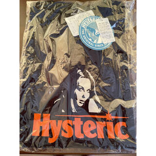 HYSTERIC GLAMOUR - HYSTERIC GLAMOUR.  Tシャツ BLACK  Lサイズ