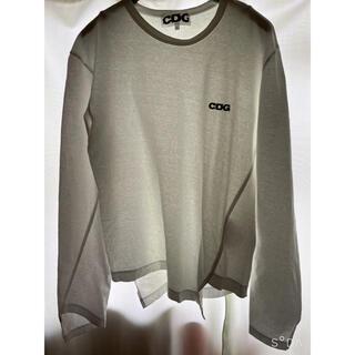 コムデギャルソン(COMME des GARCONS)のCDG 変形カットソー(Tシャツ/カットソー(七分/長袖))