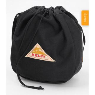 ケルティ(KELTY)のまめころりさん専用* 新品 KELTY 巾着ショルダーバッグ(ハンドバッグ)