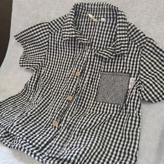 サマンサモスモス(SM2)のSM2  シャツ 100cm 子供服(Tシャツ/カットソー)