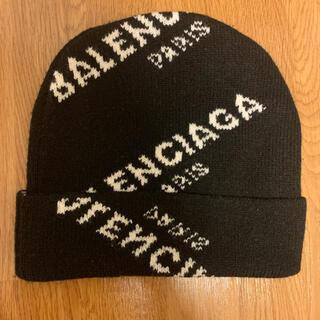 バレンシアガ(Balenciaga)のバレンシアガ ニットキャップ(ニット帽/ビーニー)