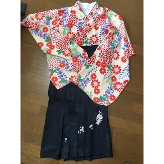 キャサリンコテージ(Catherine Cottage)の袴 キャサリンコテージ 140 ブーツ付き 小学生 卒業式(和服/着物)