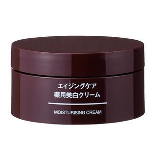 MUJI (無印良品) - エイジングケア薬用美白クリーム