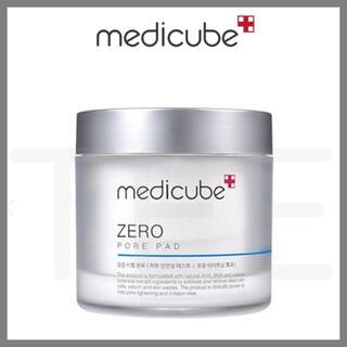 新品 メディキューブ ゼロ毛穴セラム 70枚入 角質除去(パック/フェイスマスク)