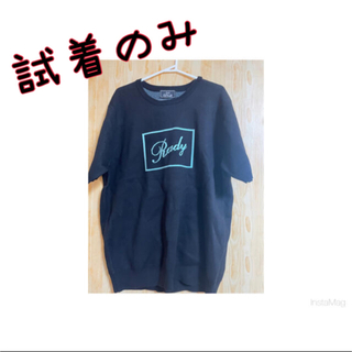 レディー(Rady)のメンズrady半袖ニット(Tシャツ/カットソー(半袖/袖なし))