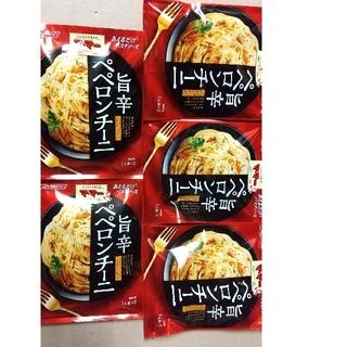 ニッシンセイフン(日清製粉)のママー パスタソース 旨辛 ペペロンチーノ(レトルト食品)
