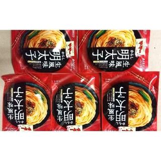 ニッシンセイフン(日清製粉)のママー 生風味 パスタソース 明太子パスタソース(レトルト食品)