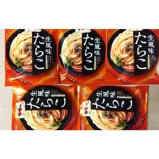 日清製粉 - ママー パスタソース 生風味 たらこパスタソース