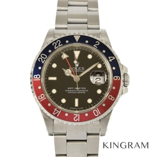 ロレックス(ROLEX)のロレックス GMTマスター  メンズ腕時計(腕時計(アナログ))
