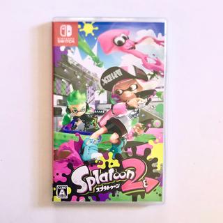 Nintendo Switch - ニンテンドースイッチ スプラトゥーン2 ソフト