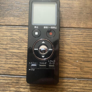 ソニー(SONY)のICレコーダー SONY  ICD-UX533F(その他)