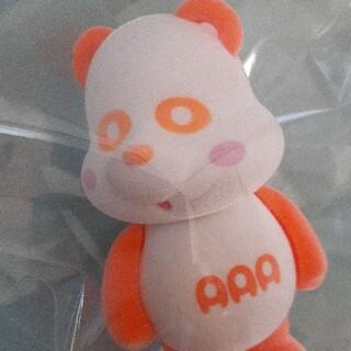 AAA - AAA 15th えーパンダ フロッキー マスコットオレンジ
