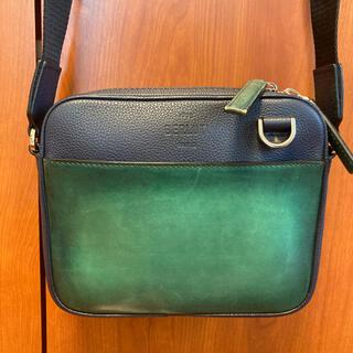 ベルルッティ(Berluti)のベルルッティ ショルダー メッセンジャー ボディーバック 鞄(ショルダーバッグ)
