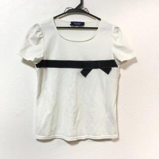 エムズグレイシー(M'S GRACY)のエムズグレイシー 半袖カットソー 40 M -(カットソー(半袖/袖なし))