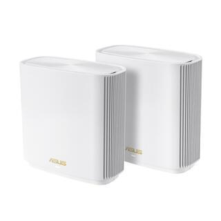 ASUS - 【新品未開封】Wi-Fiルーター ZenWiFi XT8/W (2 Pack)