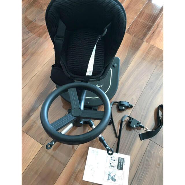 AIRBUGGY(エアバギー)のエアバギー 2WAY BOARD ステップ 付属品の工具あり キッズ/ベビー/マタニティの外出/移動用品(ベビーカー用アクセサリー)の商品写真
