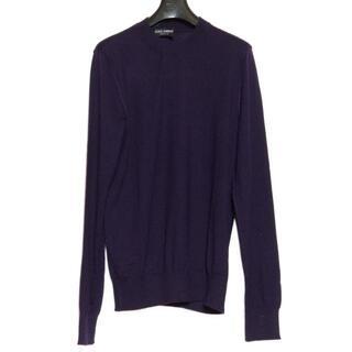 ドルチェアンドガッバーナ(DOLCE&GABBANA)のドルチェアンドガッバーナ 長袖セーター 48(ニット/セーター)
