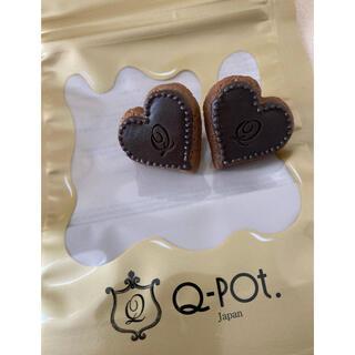 Q-pot. - 新品未使用⭐︎Q-pot.クッキーモチーフピアス(両耳)
