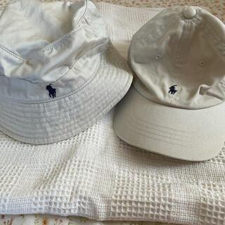 ポロラルフローレン(POLO RALPH LAUREN)のポロ ラルフローレンのハットとキャプ(帽子)