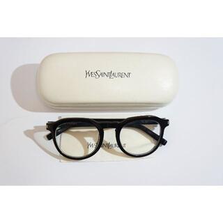 サンローラン(Saint Laurent)の美品 SAINT LAURENT PARISサンローラン眼鏡メガネ710L▲(サングラス/メガネ)