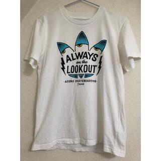 アディダス スケートボーディング Tシャツ(Tシャツ(半袖/袖なし))