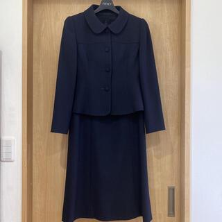 伊勢丹 - ヌーヴコンフィニ スーツ ネイビー