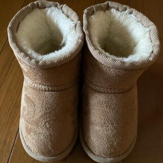 プティマイン(petit main)のムートンブーツ (ブーツ)