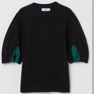 トーガ(TOGA)のH&M x TOGA バルーンスリーブセーター XS(ニット/セーター)
