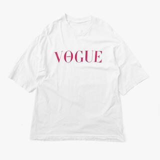 80-90sヴィンテージ|VOGUE Paris Tシャツ [3=XL](Tシャツ/カットソー(半袖/袖なし))