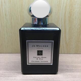 【新品同様】50ml 国内正規品 ジョーマローン ヴェルベット ローズ ウード(香水(女性用))