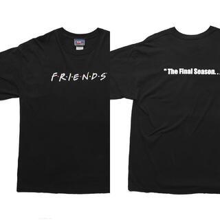 00sヴィンテージ|海外ドラマFriends Final Season Tシャツ(Tシャツ/カットソー(半袖/袖なし))