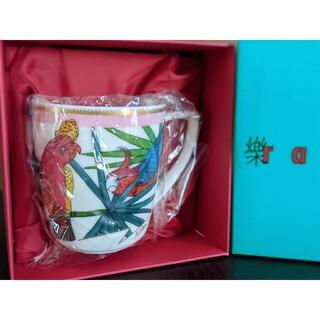 シセイドウ(SHISEIDO (資生堂))の【新品・未使用】資生堂 花椿CLUB マグカップ 楽園 アルシア・ウィルソン(食器)