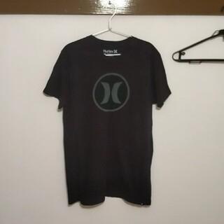 ハーレー(Hurley)のHURLEY ハーレーロゴTシャツ ブラックM 美品(Tシャツ/カットソー(半袖/袖なし))