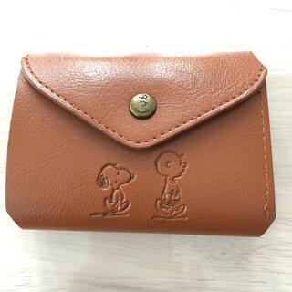 スヌーピー(SNOOPY)のSNOOPY  ミニ財布(財布)