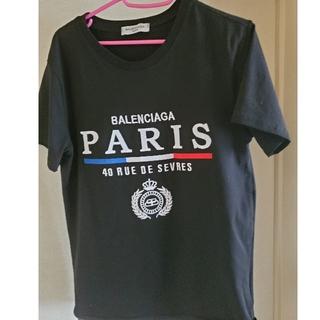 バレンシアガ(Balenciaga)のTシャツ カットソー(Tシャツ/カットソー(半袖/袖なし))