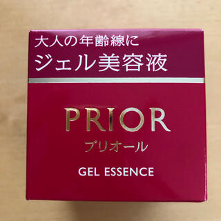 PRIOR - プリオール ジェル美容液 PRIOR 48g