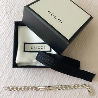 Gucci - GUCCI グッチ ノットブレスレット サイズ16