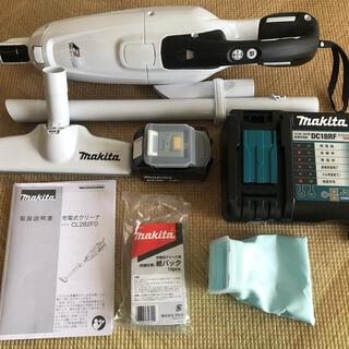 Makita - 純正!CL282FDRFW  Makita  コードレス掃除機
