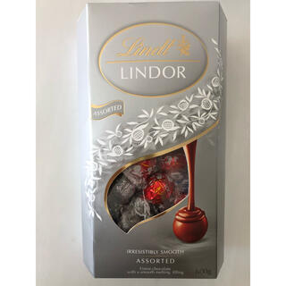 リンツ リンドール チョコレート 1箱分 48個 600g(菓子/デザート)