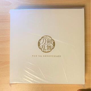 激安 ミュージカル 刀剣乱舞 五周年記念 ビジュアルバッジコレクション 新品(バッジ/ピンバッジ)