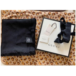 グッチ(Gucci)のGUCCI ブランケット ストール(ストール/パシュミナ)