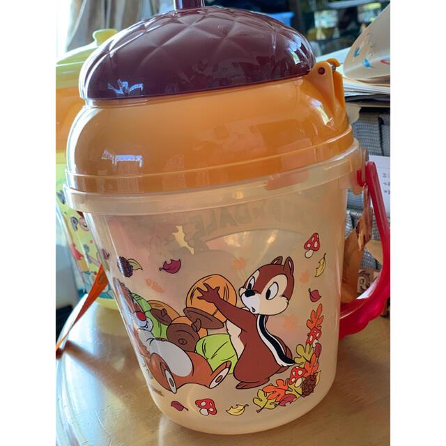 チップ&デール(チップアンドデール)のTOKYOディズニーランド ポップコーンバケット エンタメ/ホビーのおもちゃ/ぬいぐるみ(キャラクターグッズ)の商品写真