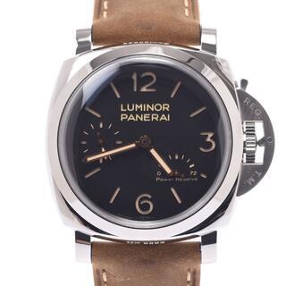 オフィチーネパネライ(OFFICINE PANERAI)のオフィチーネパネライ  ルミノール  パワーリザーブ 1950 3デイス(腕時計(アナログ))