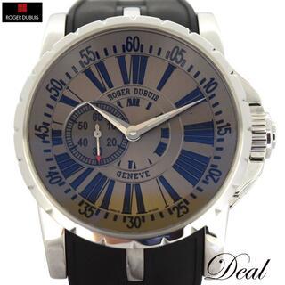 ロジェデュブイ(ROGER DUBUIS)のロジェデュブイ エクスカリバー EX45 77 9 15.7AR(腕時計(アナログ))