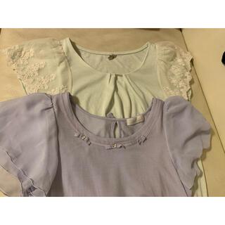 フェルゥ(Feroux)のTシャツ2枚セット Feroux Vis(Tシャツ(半袖/袖なし))